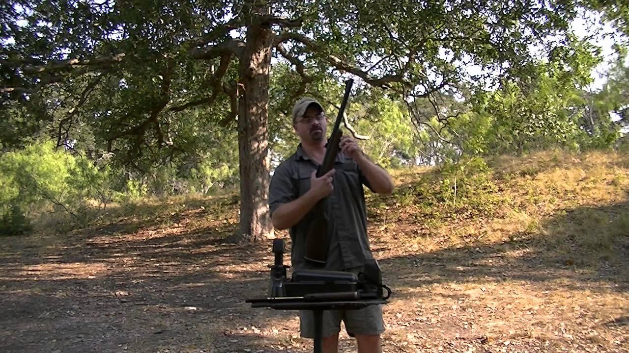ROSSI 2 BARREL COMBO- rifled 12g / 50cal black powder (lil look)