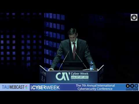 Commanders of the International Cyber World: Thomas Bossert