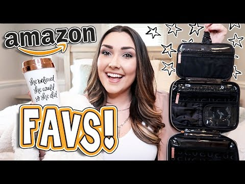 AMAZON FAVORITES | 10 THINGS YOU NEED FROM AMAZON!