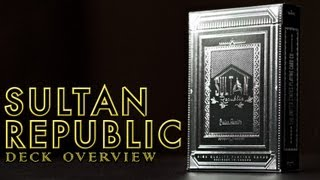 Ellusionist Sultan Republic (Deck Overview)