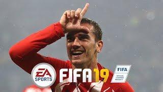 FIFA 19 Пора показать на что мы способны