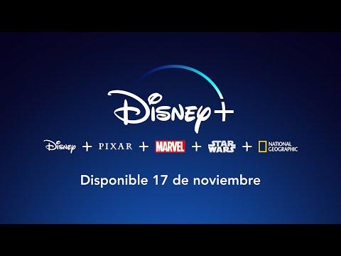Disney+ | Disponible 17 de noviembre en Latinoamérica