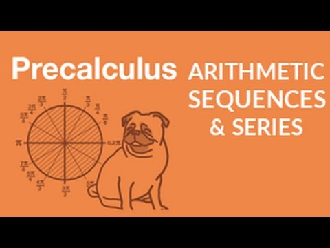 ʕ•ᴥ•ʔ Arithmetic Sequences And Series Problems And Examples