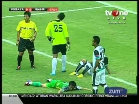 Cuplikan Gol Persebaya vs Persid Jember