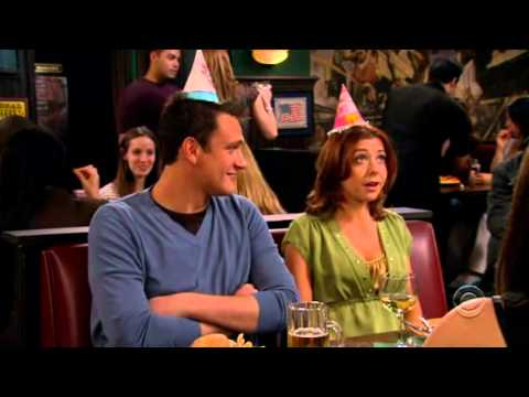 How I Met Your Mother- Barney's Gift to Ted