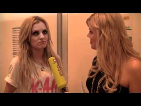 Alexandra Stan The Dome 59 Interview