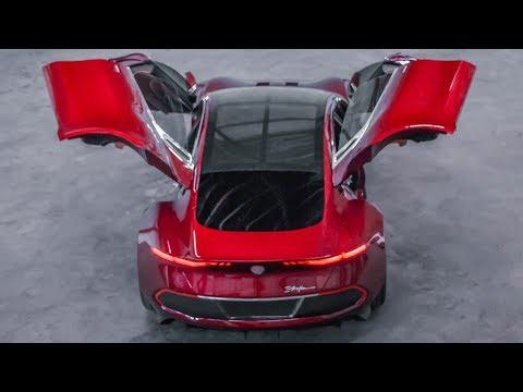 Fisker EMotion (2019) Tesla Model S killer?