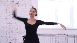 Урок узбекского танца в Москве. Бухарский этюд, бухарский танец. Buhoro dance.