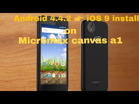how to install ios in micromax - Myhiton