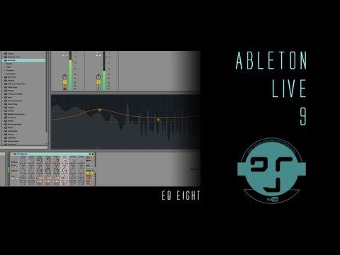 Ableton Live 9: EQ Eight
