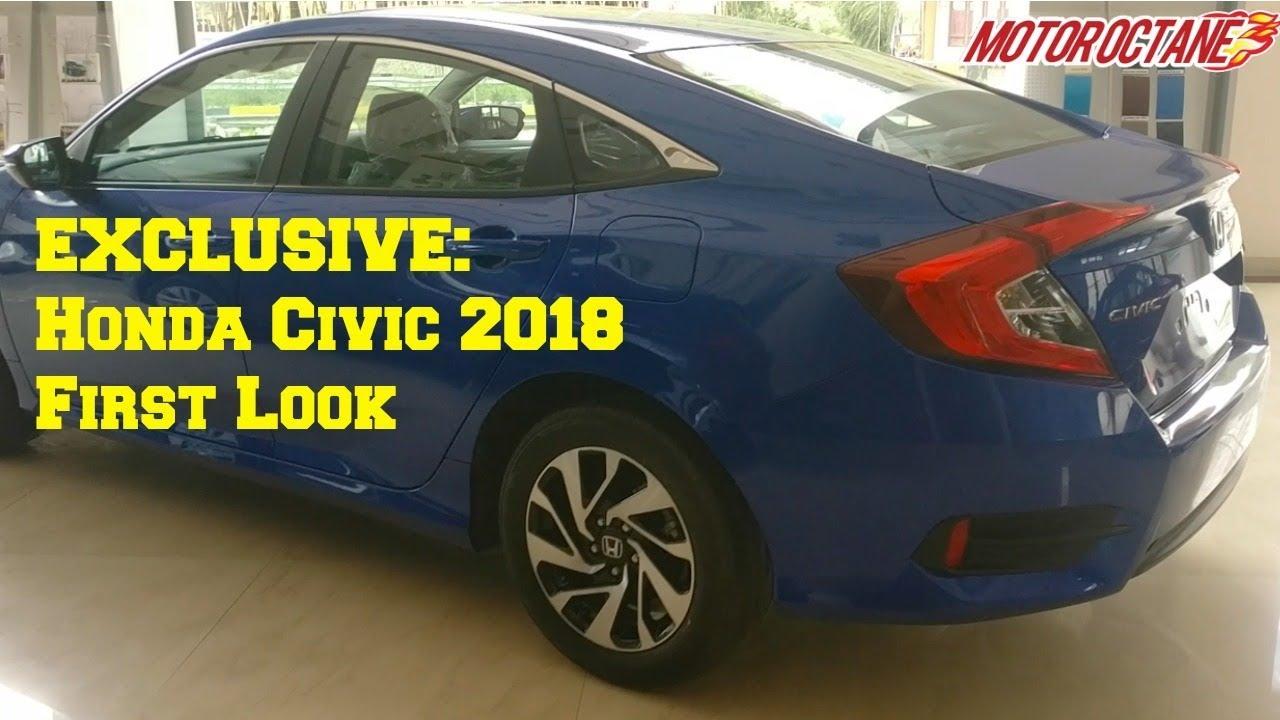 Honda Civic India Launch Best Car Specs Models