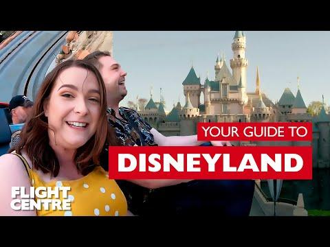 Travel Guide: Disneyland Resort, California