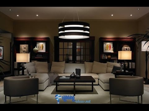 Modern Chandeliers for Living Room - YouTube