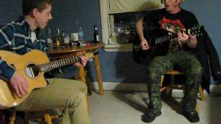Psycho Circus Acoustic - Covered by Scottie Jones & Chris Pearson - 2016