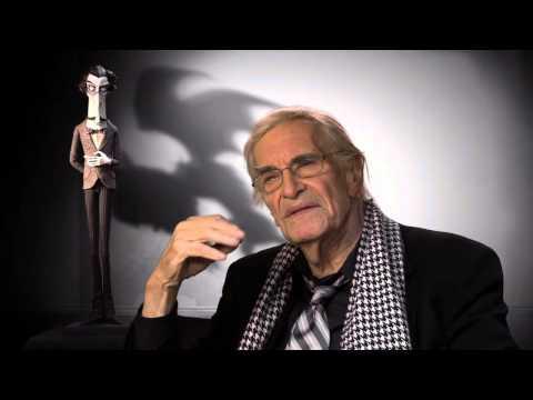 """Martin Landau """"Frankenweenie"""" Interview! [HD]"""