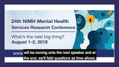 Panel 2: Physical Health -- MHSR 2018