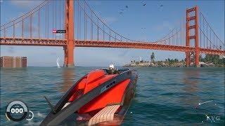 The Crew 2 - Aeroboat SV12 2018 - Open World Free Roam Gameplay (PC HD) [1080p60FPS]