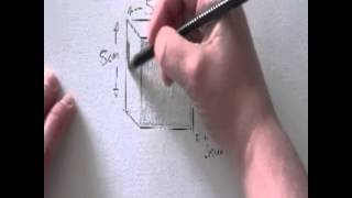 How To Draw... 3D Shapes 2-Minute Tut!