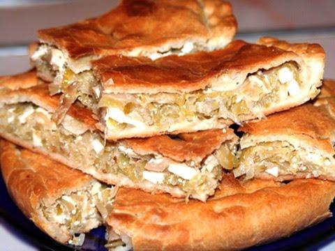 пирог с капустой и яйцом рецепт с фото