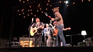 2.11.14 Band of Horses - Wilshire Ebell LA - St. Augustine & Older / Acoustic