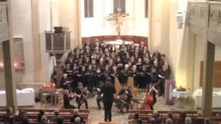 Kirchenchöre Gönningen und Wannweil: Deutsches Magnificat (Heinrich Schütz)
