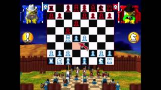 LEGO Chess - Western Story Mode Complete