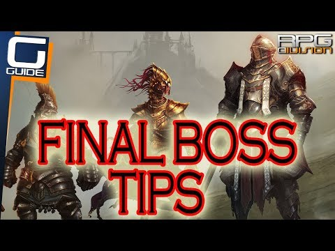 DIVINITY ORIGINAL SIN 2 - Final Boss Tips (Tactician) - RPG