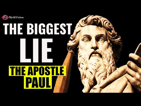 The Biggest Lie - The Life Of The Apostle Paul With Kenneth Humphreys