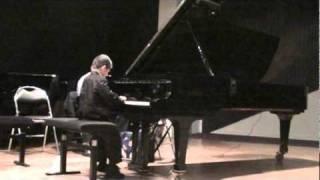 Kuhlau Sonatina op. 55 No.1 - by Paul, 1st Prize winner at 25th GCIP