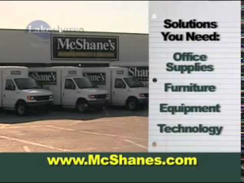 McShaneu0027s Business Products U0026 Solutions