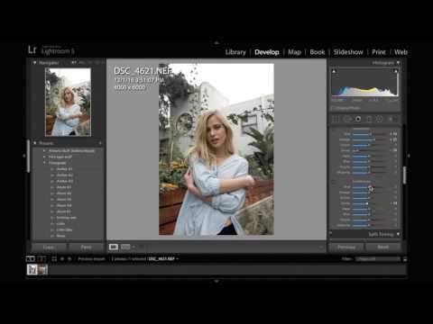 Lightroom Tutorial: HOW TO EDIT LIKE POPULAR INSTAGRAM PHOTOGRAPHERS