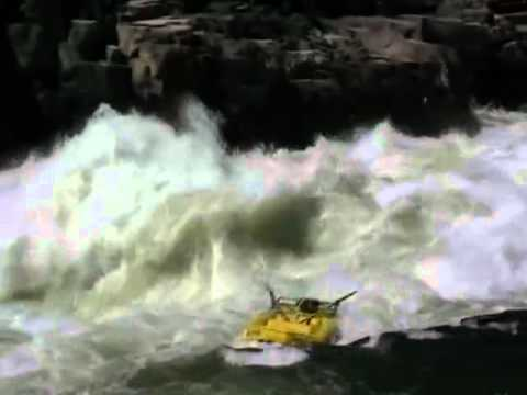 Rafting Zambezi River