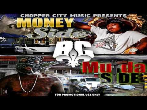 B.G. - Money Side, Murda Side [FULL MIXTAPE + DOWNLOAD LINK] [2010]
