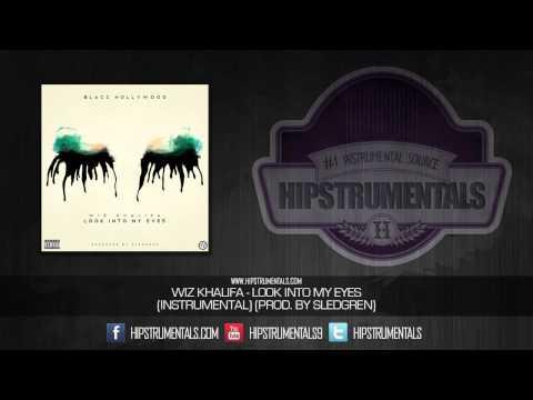 Wiz Khalifa  Look Into My Eyes Instrumental Prod  Sledgren + DOWNLOAD LINK