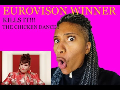 Netta - TOY - Israel Eurovision 2018 REACTION
