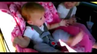 Baby Wakes Up Dancing to Gangnam Style
