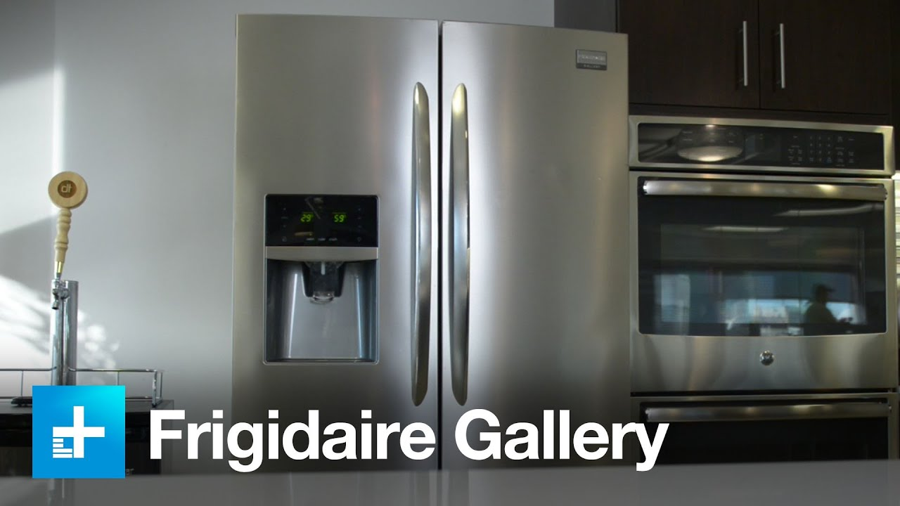Frigidaire Gallery French Door Refrigerator