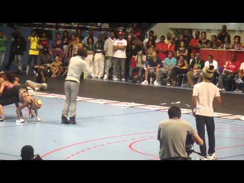 Dance all battle 2010 (Martinique)