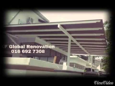 Awning Services in Malaysia