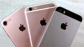 iPhone 6S, iPhone SE & iPhone 7 PROBLEM On iOS 13...