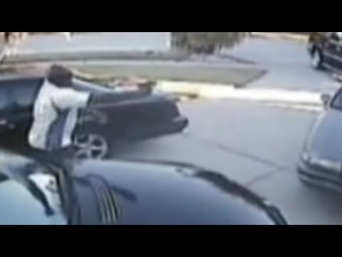 Caught on Tape: Cop Timothy Davis Sr. Charged With Shooting Son | Good Morning America | ABC News
