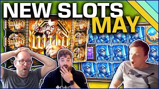 Best New Slots of May 2019