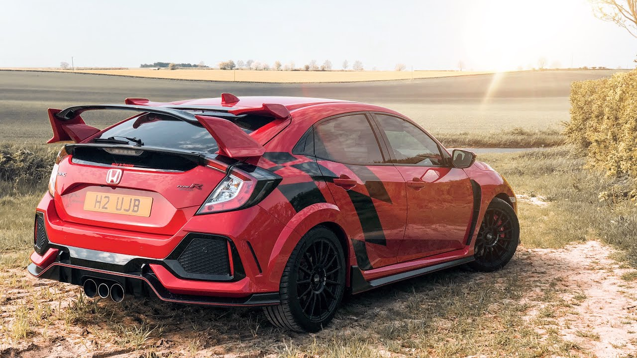 is the honda civic type r fk8 the best fwd car ever. Black Bedroom Furniture Sets. Home Design Ideas