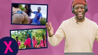 Cover images Mo Gilligan Reacts To Poundz, M Huncho, Doja Cat & More | Capital XTRA