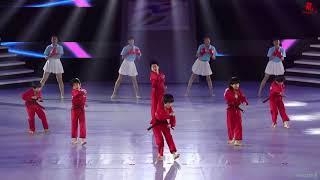 2015.8.10 Dragon Boys 龙拳小子 1.0 防弹少年团 男子汉 BTS Boy In Luv  宁波市第17届运动会 开幕式演出