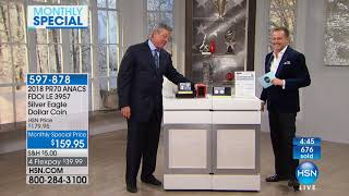 HSN | New Year's Eve Special 12.31.2017 - 10 PM