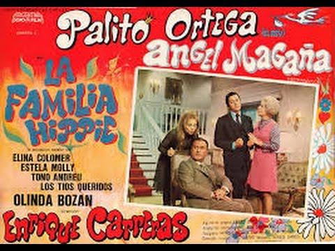 Palito Ortega ( La familia hippie )Película 1971