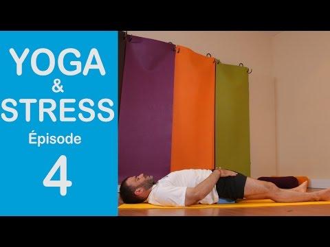 N°9 - Yoga et stress : épisode 4, votre ventre