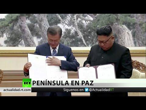RT en Español: Las dos Coreas acuerdan