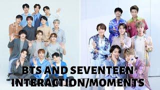 BTS AND SEVENTEEN FRIENDSHIP (pt.2) mp3